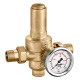 hot water control valve
